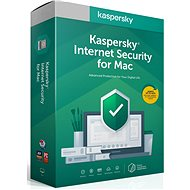 Kaspersky Internet Security Mac 1 eszköz 2 év (elektronikus licenc) - Internet Security