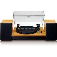 Lenco LS-300 Wood - Lemezjátszó