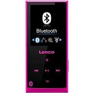 Lenco XEMIO 760 8 GB Bluetooth rózsaszín - FLAC lejátszó