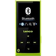 Lenco XEMIO 760 8 GB Bluetooth Zöld - FLAC lejátszó