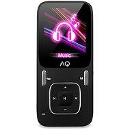 AQ MP02BK - Mp4 lejátszó