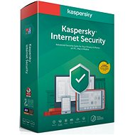 Kaspersky Internet Security, új licenc (BOX) - Internet Security