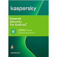 Kaspersky Internet Security Android CZ-hez (elektronikus licenc) - Internet Security