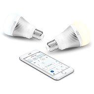 WiZ Wi-Fi E27 WZ0126072 okosizzó, 2 db - LED izzó