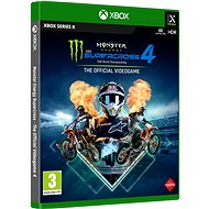 Monster Energy Supercross 4 - Xbox Series X - Konzol játék