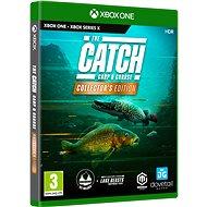 The Catch: Carp and Coarse - Collectors Edition - Xbox - Konzol játék