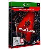 Back 4 Blood: Deluxe Edition - Xbox - Konzol játék