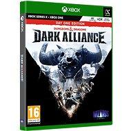 Dungeons and Dragons: Dark Alliance - Day One Edition - Xbox - Konzol játék
