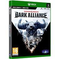 Dungeons and Dragons: Dark Alliance - Steelbook Edition - Xbox - Konzol játék