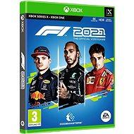 F1 2021 - Xbox - Konzol játék