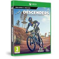 Descenders - Xbox - Konzol játék