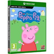 My Friend Peppa Pig - Xbox - Konzol játék