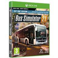 Bus Simulator 21 - Day One Edition - Xbox - Konzol játék