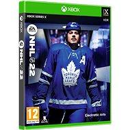 NHL 22 - Xbox Series X - Konzol játék