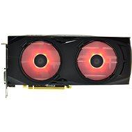 XFX HSF100 piros LED - Hűtő