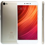 Xiaomi Redmi Note 5A LTE Gold - Mobiltelefon