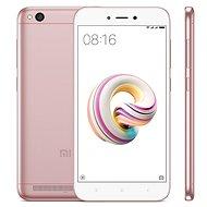Xiaomi Redmi Note 5A LTE Rose Gold - Mobiltelefon