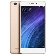 Xiaomi Redmi 4A LTE 32GB Gold - Mobiltelefon