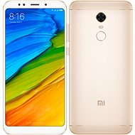 Xiaomi Redmi 5 Plus 32GB LTE Gold - Mobiltelefon