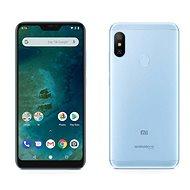Xiaomi Mi A2 Lite 64GB LTE, kék - Mobiltelefon