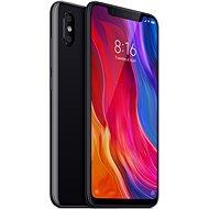 Xiaomi Mi 8 64GB LTE fekete - Mobiltelefon