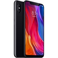 Xiaomi Mi 8 128GB LTE fekete - Mobiltelefon
