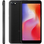 Xiaomi Redmi 6A 16GB LTE fekete - Mobiltelefon