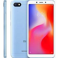 Xiaomi Redmi 6A 16GB LTE kék - Mobiltelefon