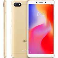 Xiaomi Redmi 6A 16GB LTE arany - Mobiltelefon