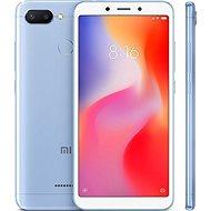 Xiaomi Redmi 6 3GB/64GB LTE kék - Mobiltelefon
