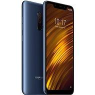 Xiaomi Pocophone F1 LTE 64GB kék - Mobiltelefon