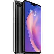 Xiaomi Mi 8 Lite 128GB LTE, fekete - Mobiltelefon