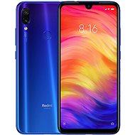 Xiaomi Redmi Note 7 LTE 128GB, kék - Mobiltelefon