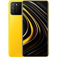 Xiaomi POCO M3 64 GB sárga - Mobiltelefon