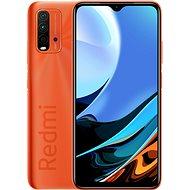 Xiaomi Redmi 9T 64GB narancssárga - Mobiltelefon