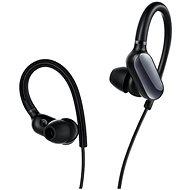 Xiaomi Mi Sport Bluetooth fülhallgató fekete - Bluetooth fejhallgató