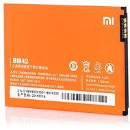 Xiaomi Original 3100mAh (Bulk), BM42 - Mobiltelefon akkumulátor