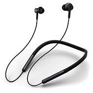 Xiaomi Mi Bluetooth Neckband Earphones, fekete - Fej-/Fülhallgató