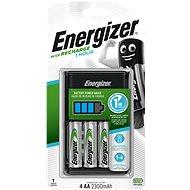 Energizer 1 órás töltő + 4AA Extreme 2300 mAh - Töltő és pótakkumulátor
