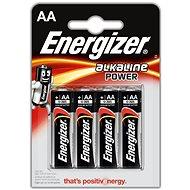 Energizer Alkaline Power AA/4 - Eldobható elem