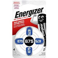 Energizer 675 DP-4 elemek - Gombelem