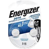 Energizer Ultimate Lithium CR2016, 2 db - Gombelem