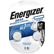Energizer Ultimate Lithium CR2032 2pack - Gombelem