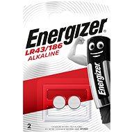 Energizer LR43 / 186 speciális alkáli elem 2 darab - Knoflíková baterie