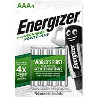 Energizer Power Plus AAA 700mAh 4db - Akkumulátor