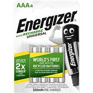 Energizer Universal AAA 500mAh 4db - Akkumulátor