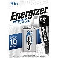 Energizer Ultimate Lithium 9V - Eldobható elem