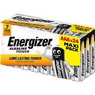 Energizer Alkaline Power AAA 24 db - Eldobható elem