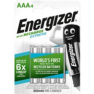 Energizer Extreme, 6x AAA (HR03-800mAh) - Akkumulátor