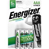 Akkumulátor Energizer Extreme, 6x AAA (HR03-800mAh) - Nabíjecí baterie